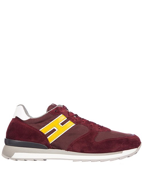Zapatillas deportivas Hogan Rebel HXM2610R6718IT0AZY rosso