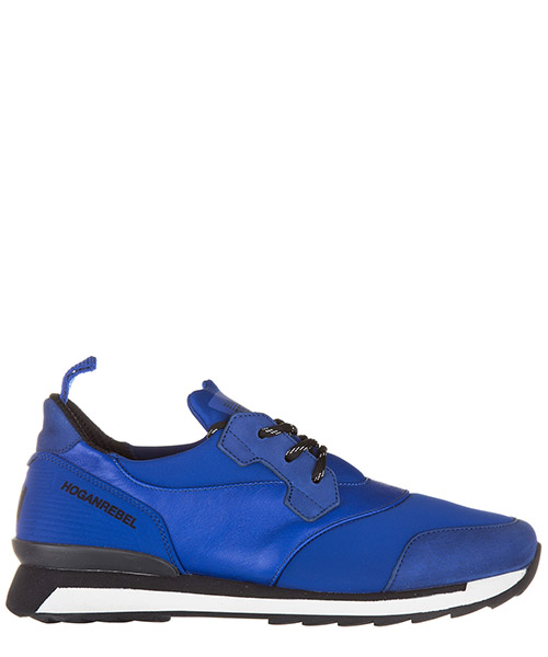Sneakers Hogan Rebel HXM2610U390CB80XAB blu