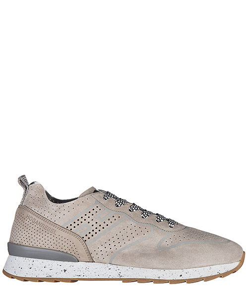 Sneakers Hogan Rebel HXM2610X030FNC0YP7 grigio