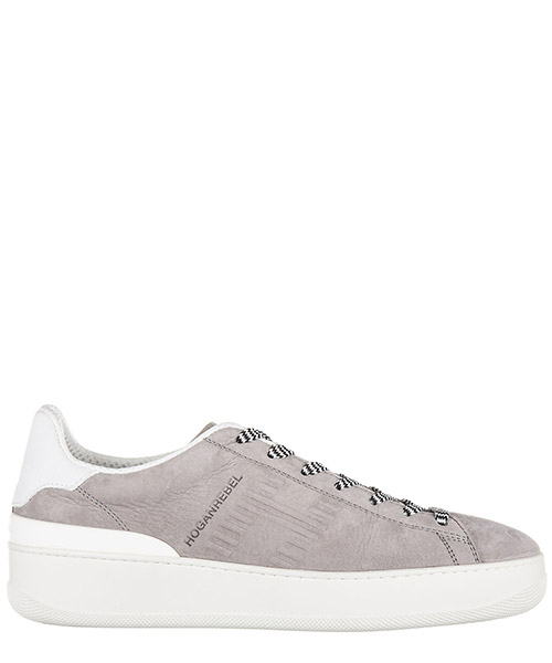 Sneakers Hogan Rebel HXM2800T491C8E9999 grigio