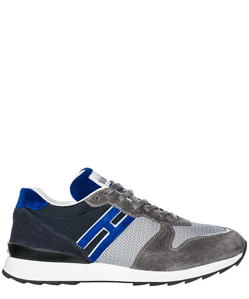 Sneakers Hogan Rebel R261 HXR2610Q900FUW9999 grigio