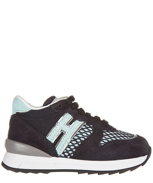 Sneakers Hogan Rebel R261 HXT2610Q900D5L0KJB blu