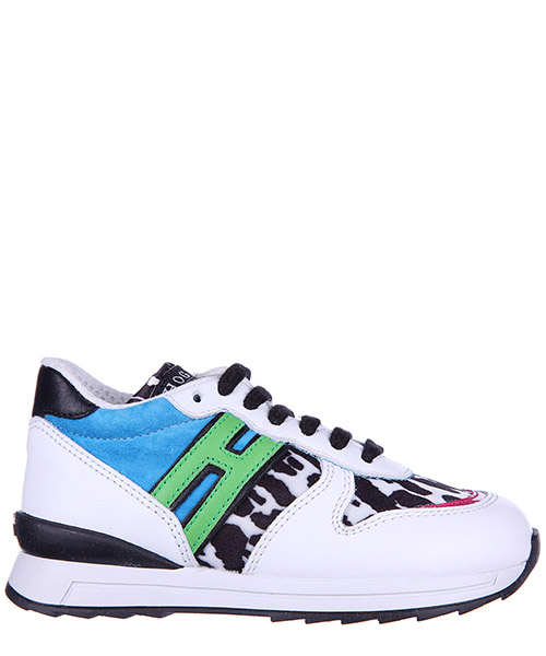 Sneakers Hogan Rebel Running - R261 HXT2610Q900D7Q0Q1B bianco