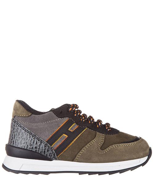 Sneakers Hogan Rebel running - r261 hxt2610q901e4x0xj0 verde