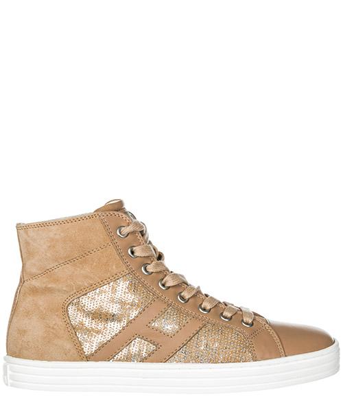 Sneakers alte Hogan Rebel R141 HXW1410P990BXB0T04 beige