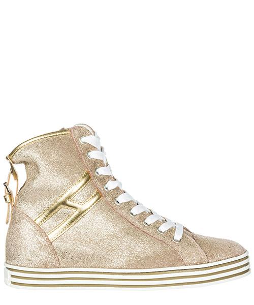 Sneakers alte Hogan Rebel R182 HXW1820D660BXD0T06 oro