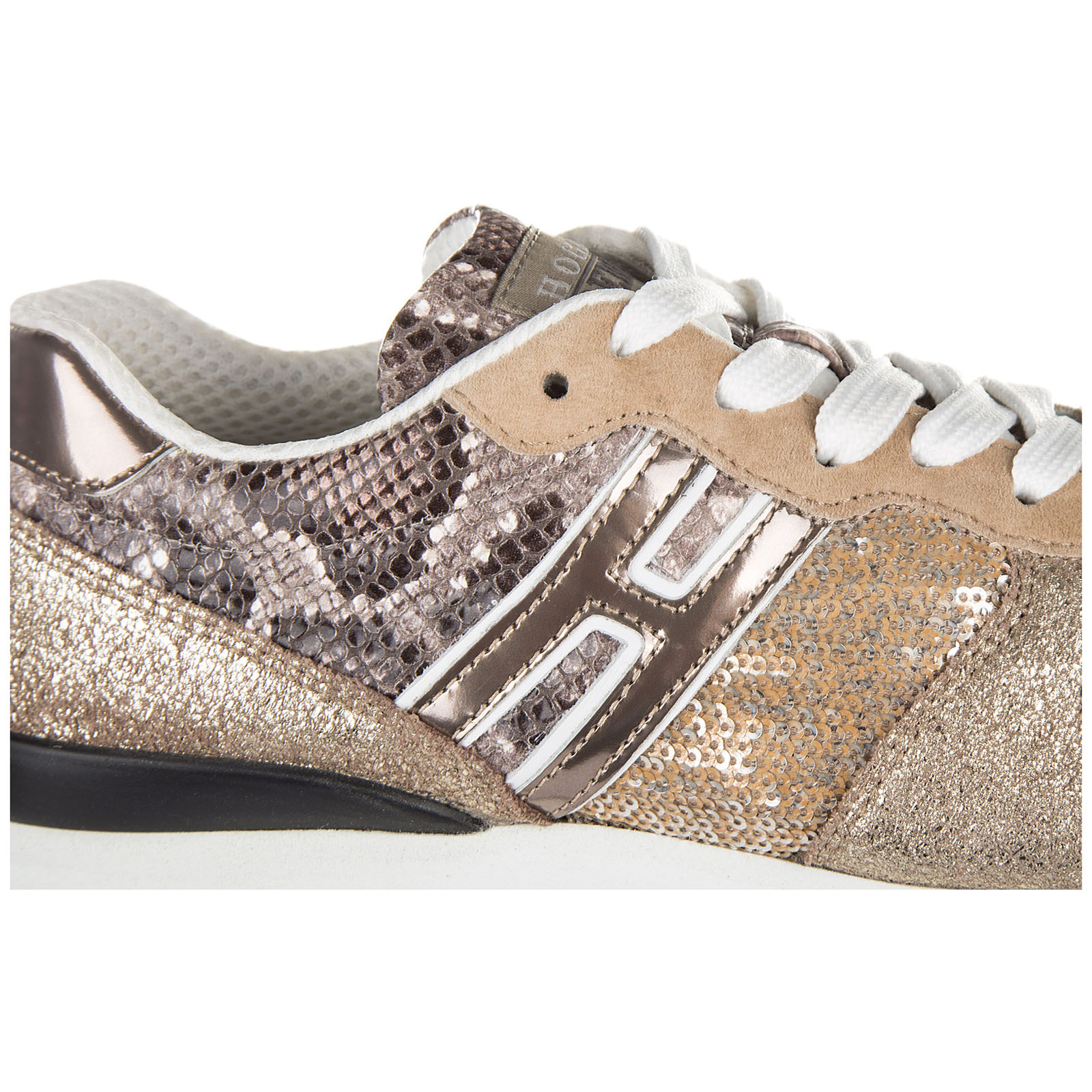 356e29ed261 ... Women s shoes leather trainers sneakers rebel r261 ...