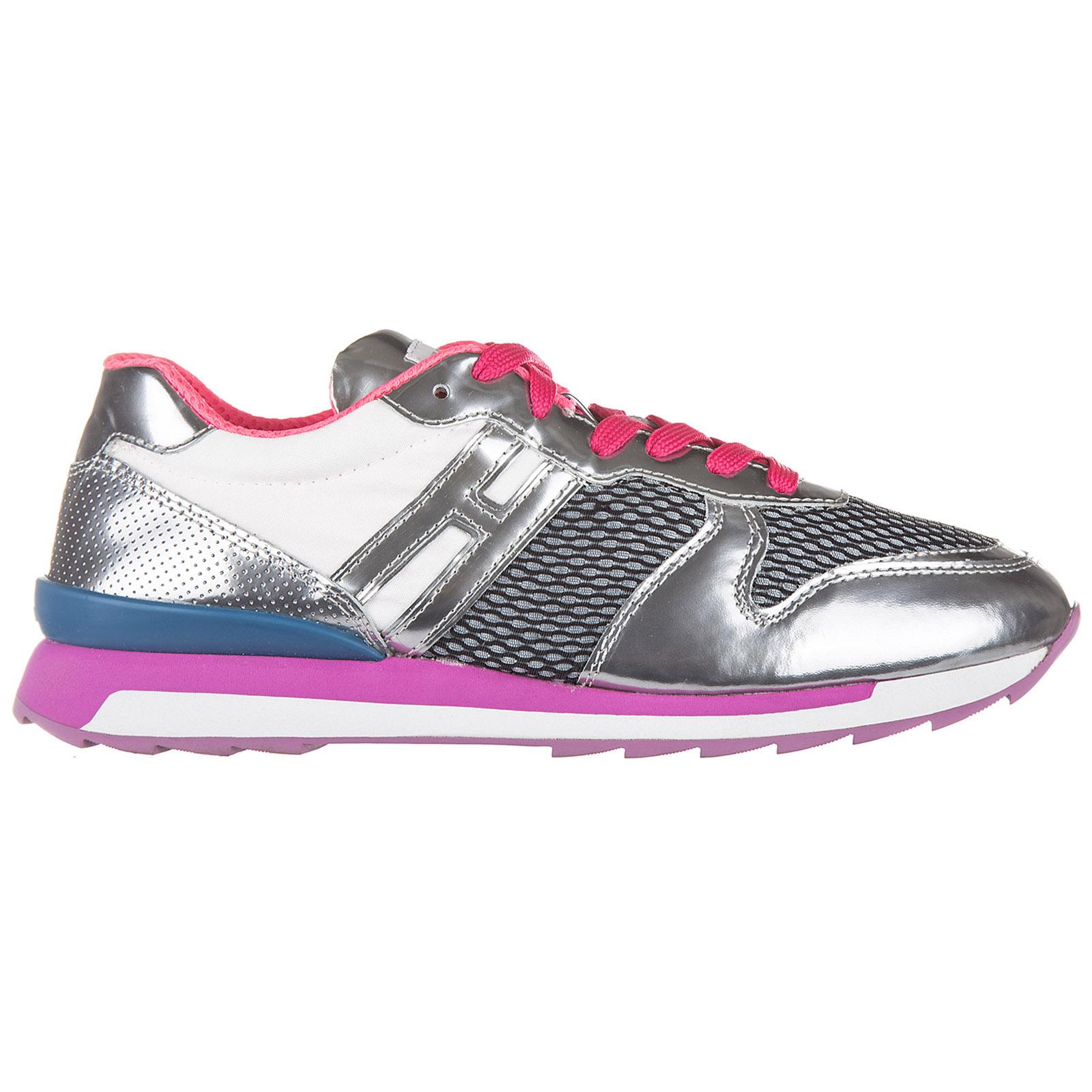 Sneakers Hogan Rebel Running - R261 HXW2610Q902CVK8844 glassé ... 3268db47a48