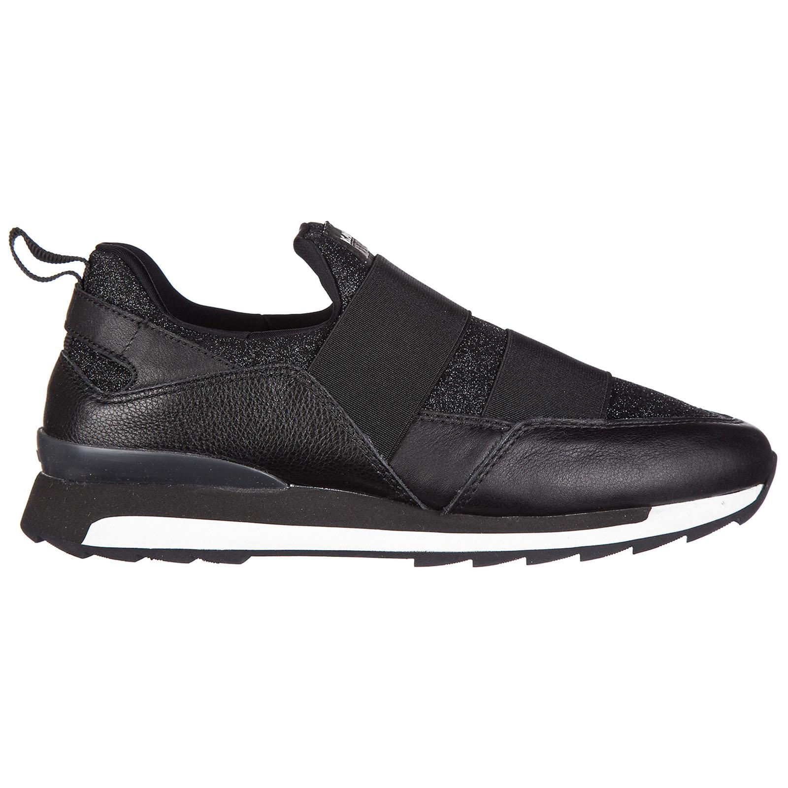 Slip on donna in pelle sneakers r261