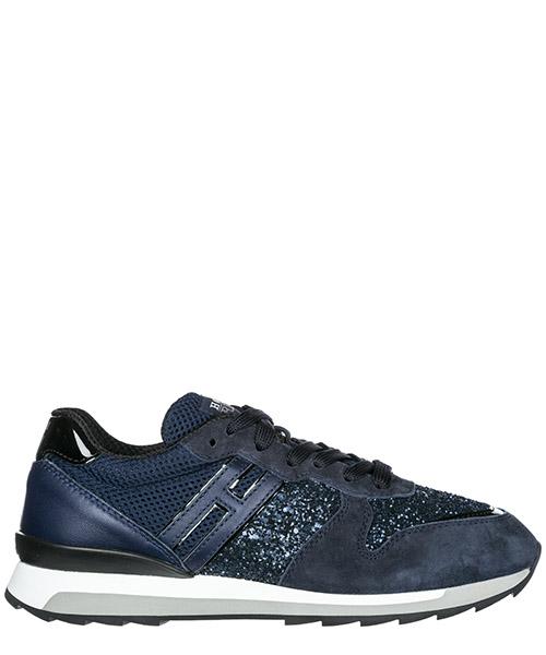 Sneakers Hogan Rebel R261 HXW2610Q901EJC354E blu