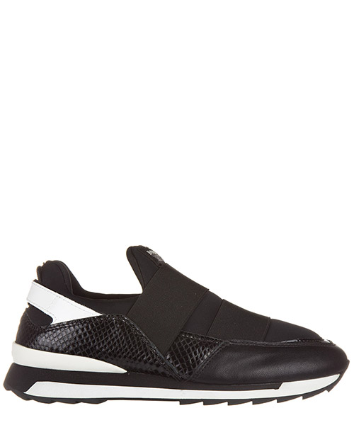 Scarpe slip on Hogan Rebel Running - R261 HXW2610T231CYN0XE0 nero
