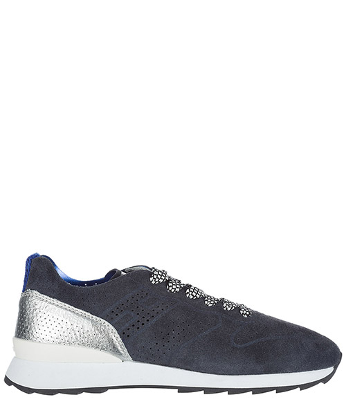 Sneakers Hogan Rebel Running - R261 HXW2610X340FS6384O blu