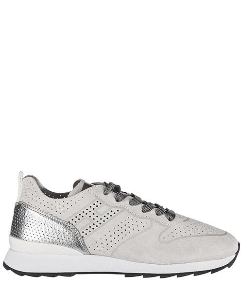 Sneakers Hogan Rebel R182 HXW2610X340FS6384S grigio