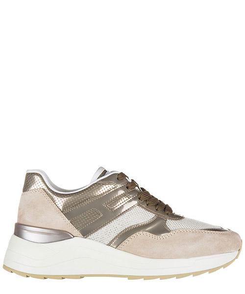 Sneakers Hogan Rebel HXW2960V142CRZ0H04 beige