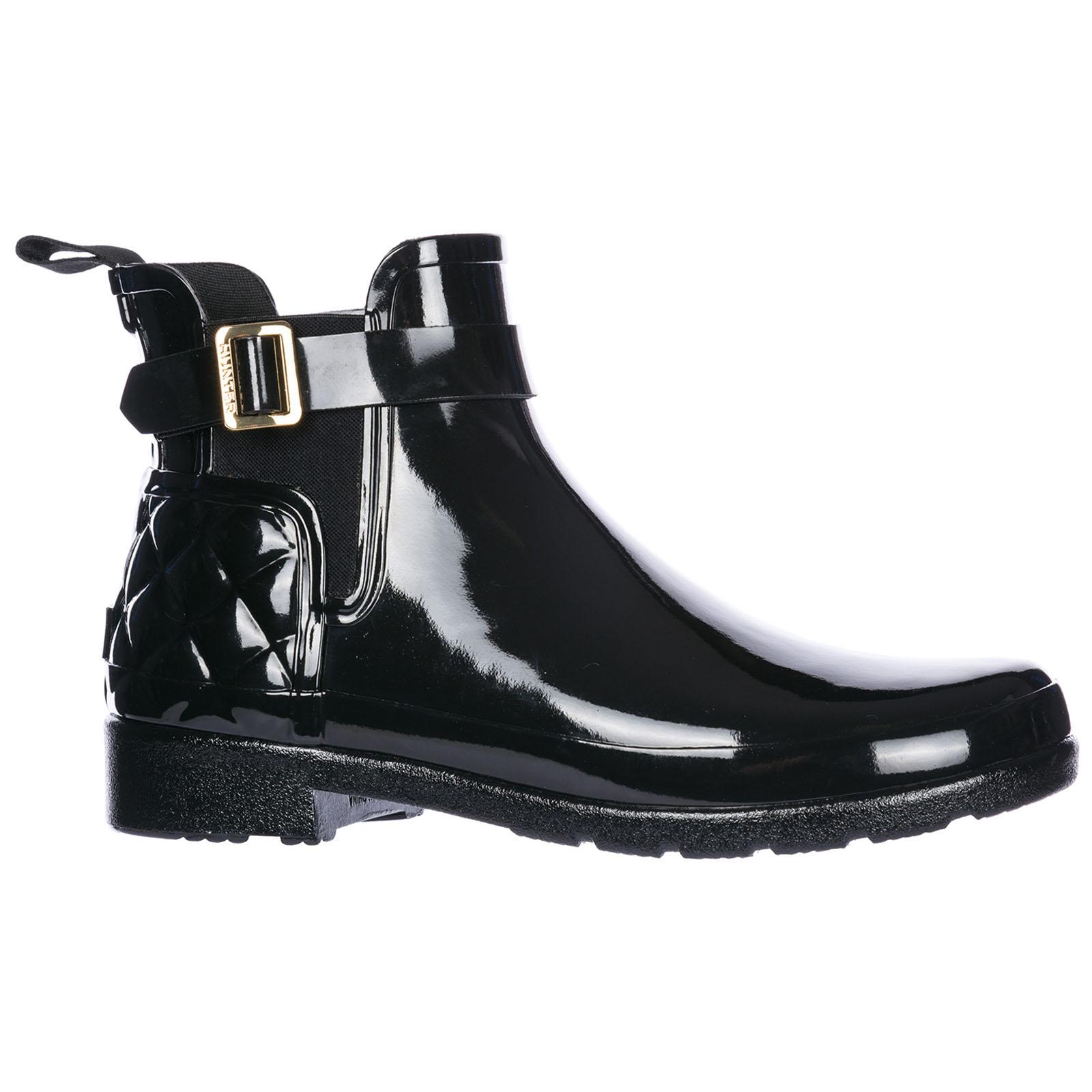 Women's rubber rain boots chelsea