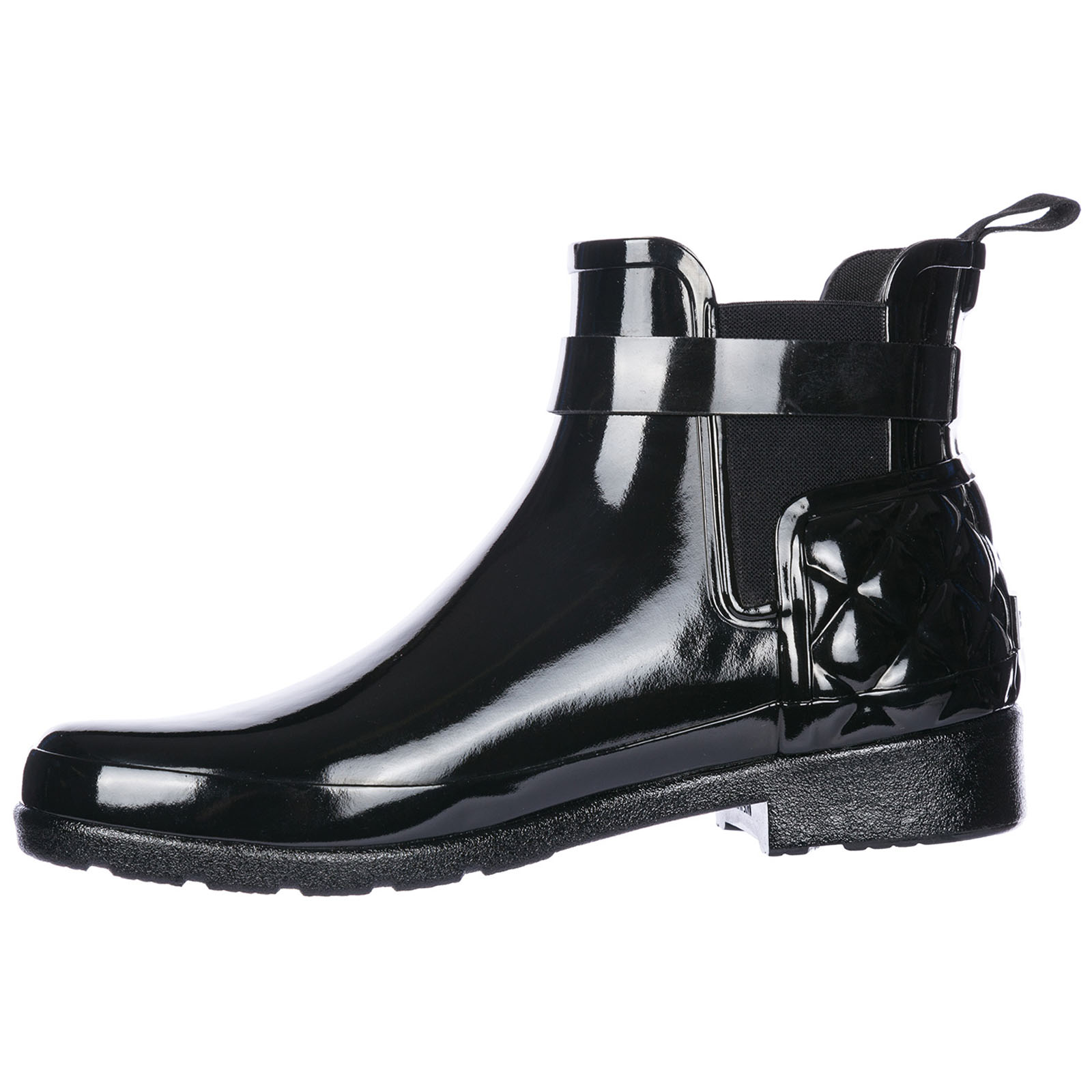 Boots Regen Gummi Damen Chelsea Stiefel K3TlFJcu1