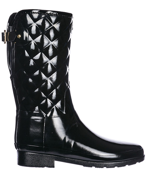 Botas de goma Hunter ------- WFS1029RGL-BLK black