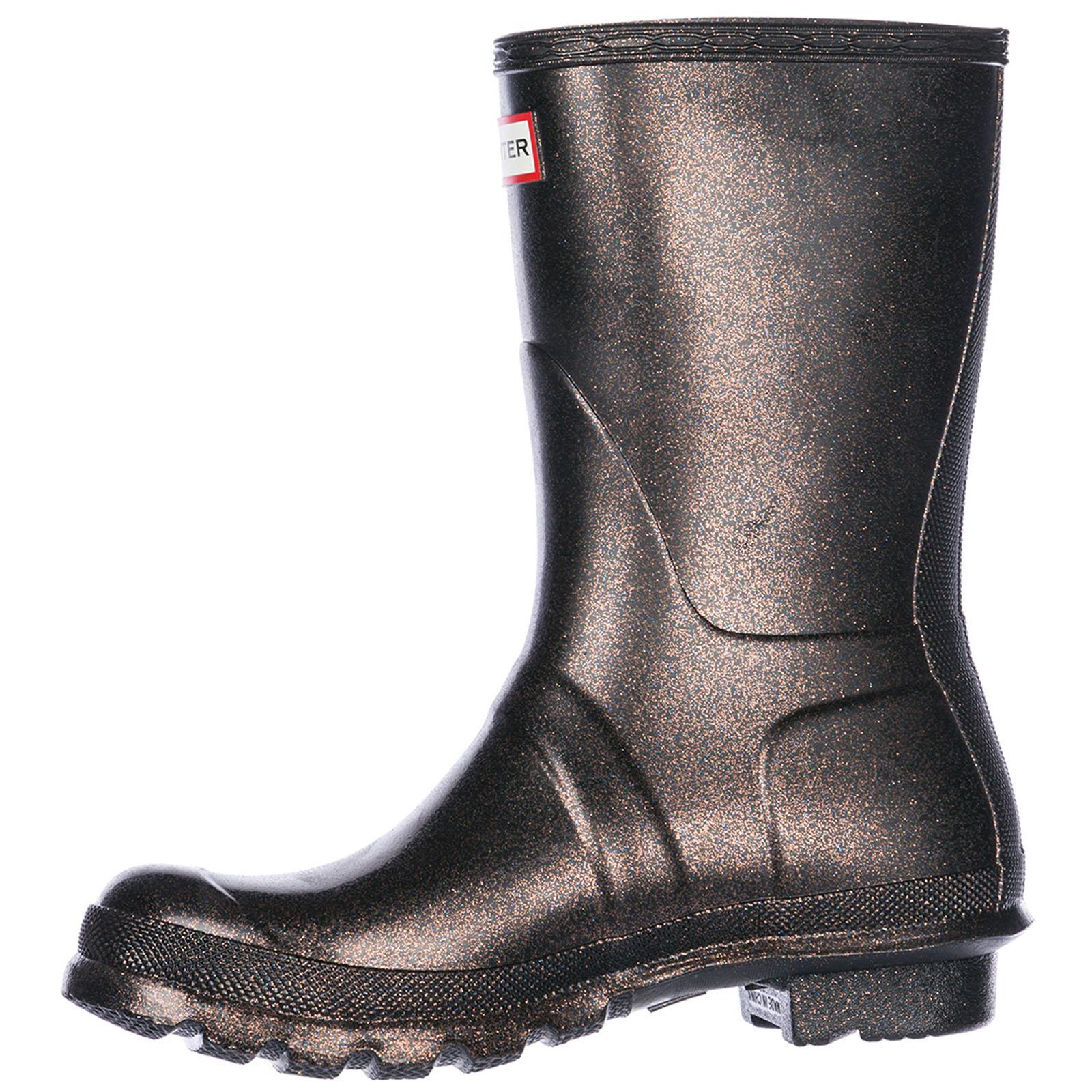 Gummi regen stiefel damen boots wellington short starcloud