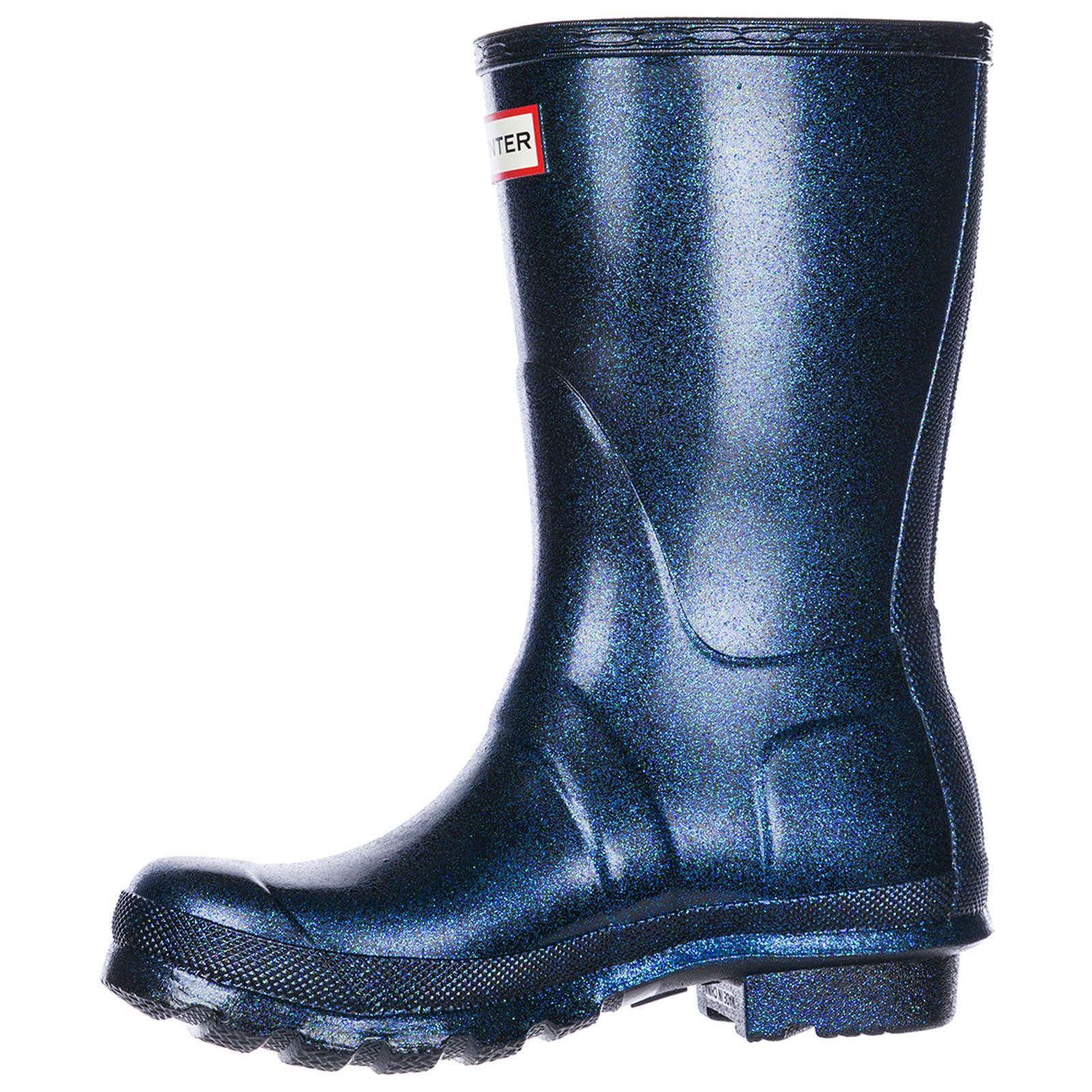 Women's rubber rain boots wellington short starcloud