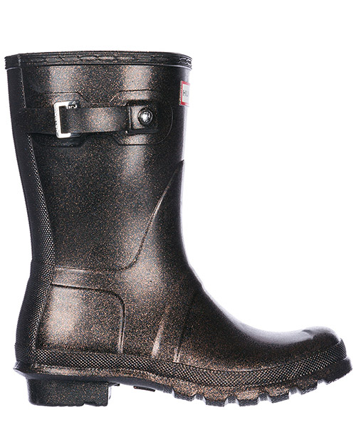Gummistiefel Hunter Wellington Short WFS2000RGT-COE comet orange