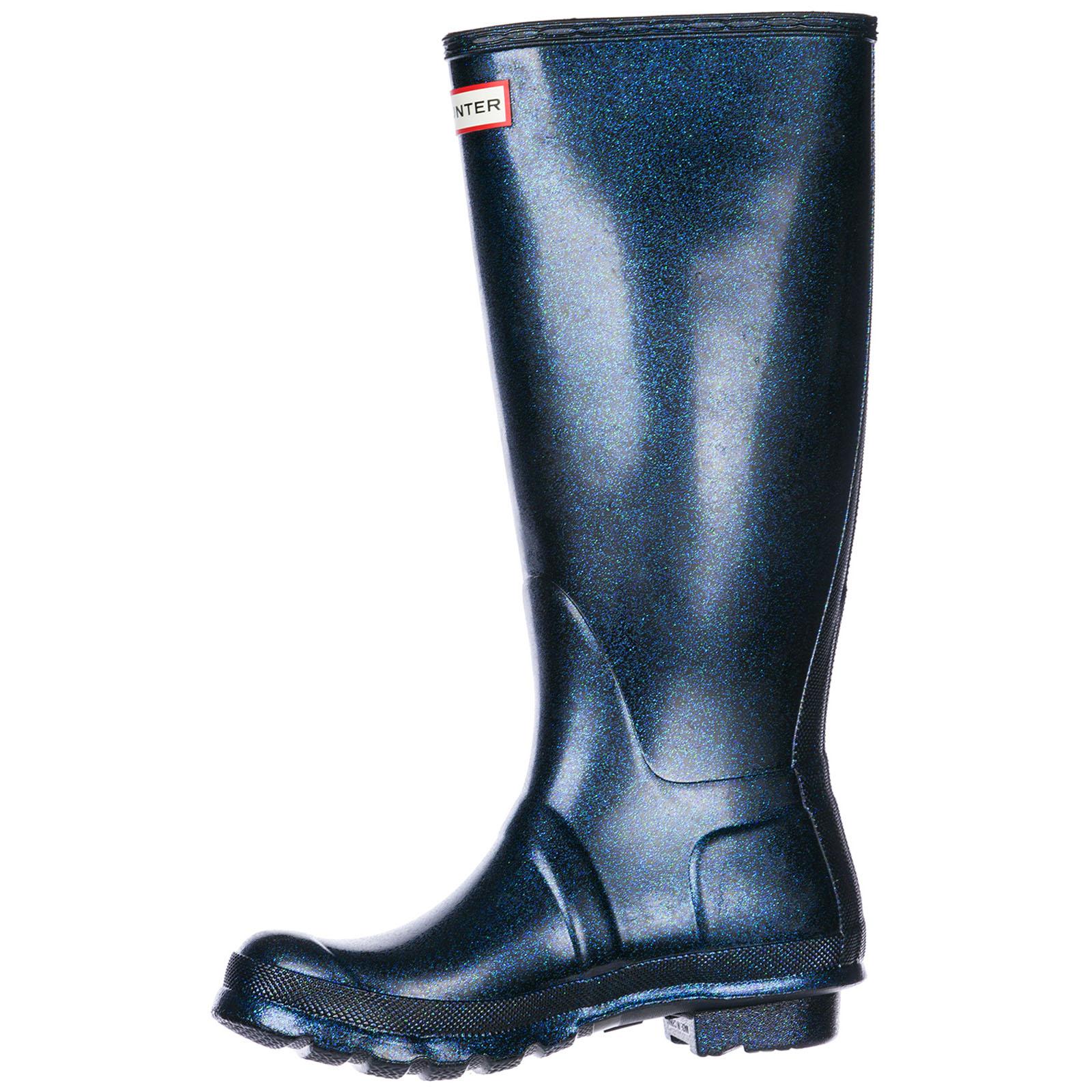 Women's rubber rain boots wellington tall starcloud