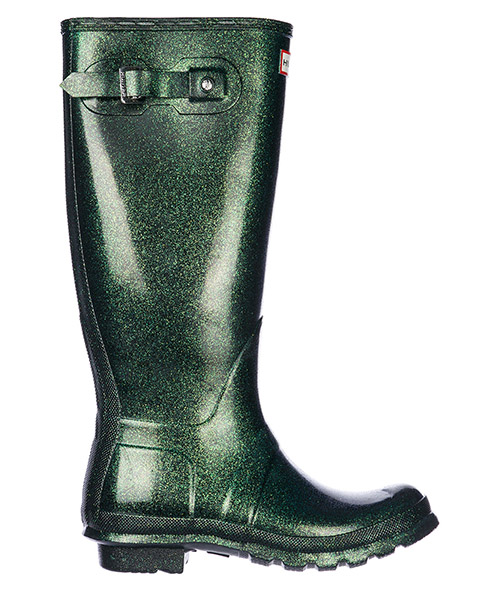 Botas de goma Hunter Wellington Tall WFT2000RGT 27ATGR atlas green