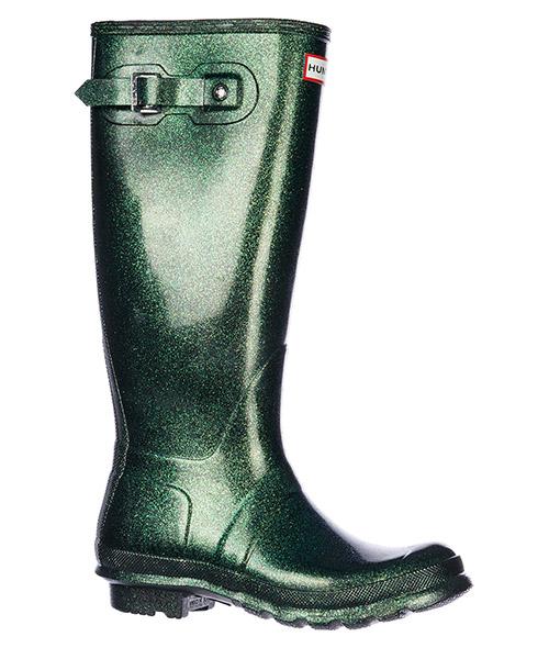 Women's rubber rain boots original starcloud tall secondary image