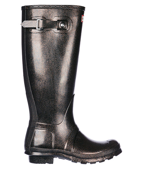 Gummistiefel Hunter Wellington Tall WFT2000RGT27COOR arancione