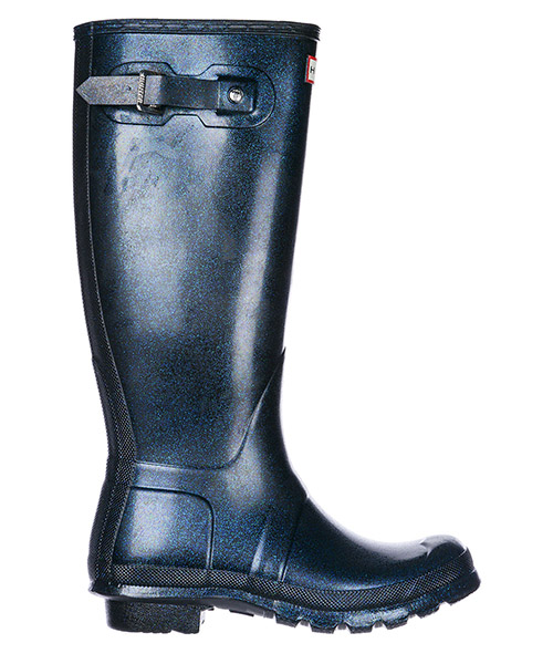 Bottes en caoutchouc Hunter Wellington Tall WFT2000RGT-NEP neptune