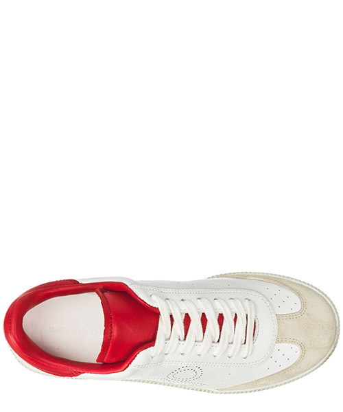 Scarpe sneakers donna in pelle bryce secondary image