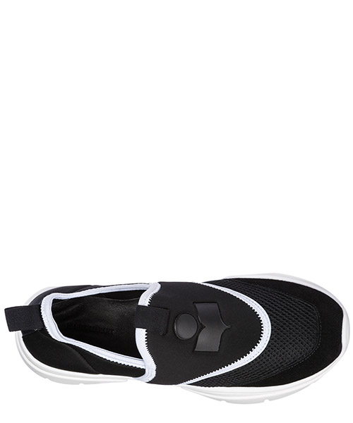 Slip on femme sneakers secondary image