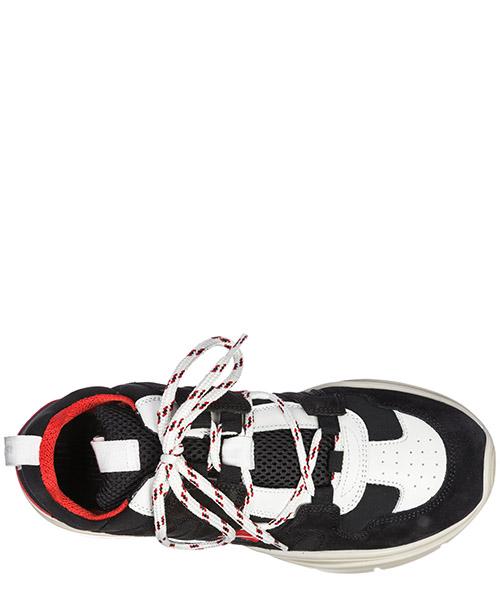 Scarpe sneakers donna camoscio kindsay secondary image