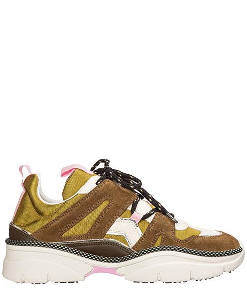 Sneakers Isabel Marant kindsay bk0052-19a016s 50bz marrone