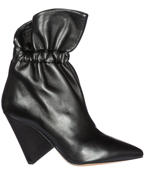Bottines à talons Isabel Marant BO0159 01BK black