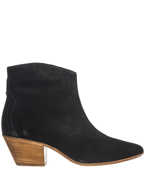 Heeled ankle boots Isabel Marant New Dickers BO0166 01BK black