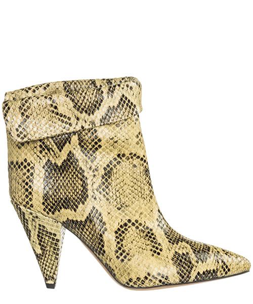 Heeled ankle boots Isabel Marant BO0224 23NL beige
