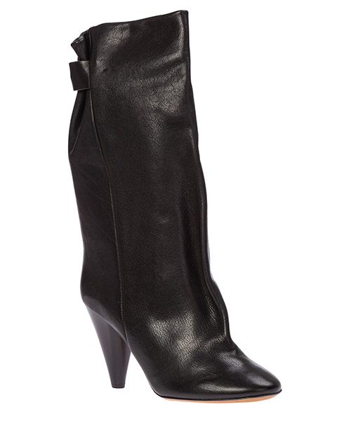 Women's leather heel ankle boots booties lakfee secondary image