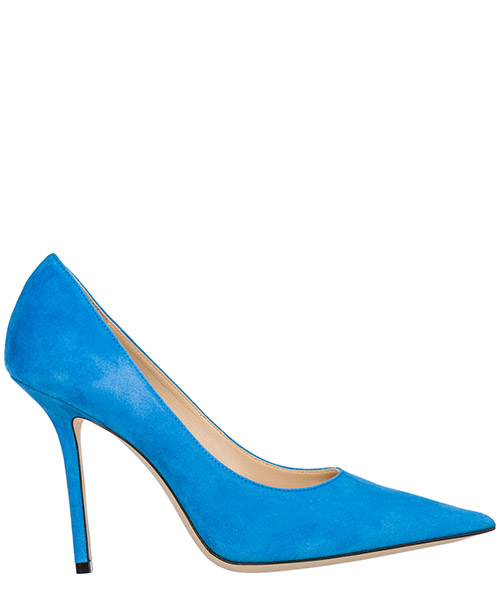Pumps Jimmy Choo Love  LOVE100SUE sky