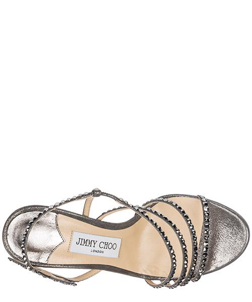 Damen sandalen mit absatz sandaletten lynn secondary image