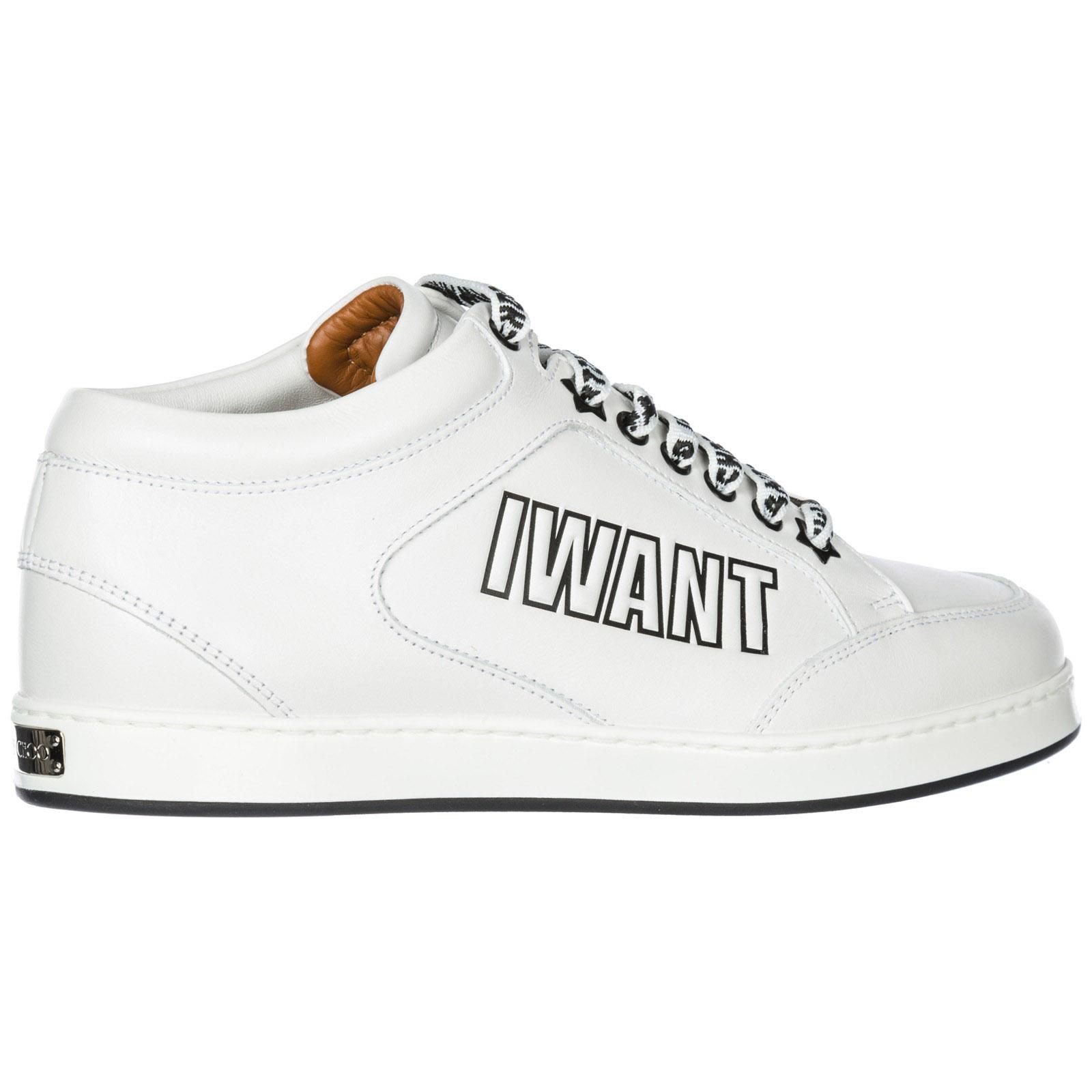 Sneakers Jimmy Choo miami