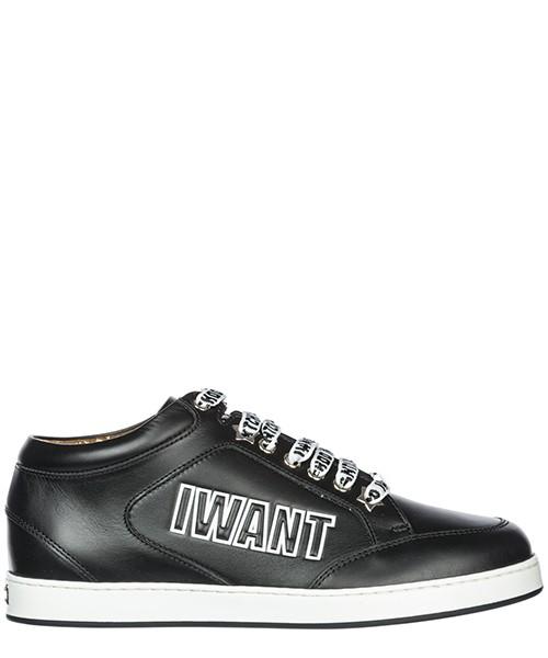 Sneakers Jimmy Choo Miami MIAMI29NLBBLKWHI nero