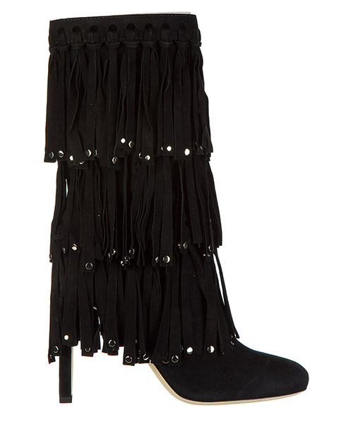 Bottines à talons Jimmy Choo Mystery 100 MYSTERY black / gold