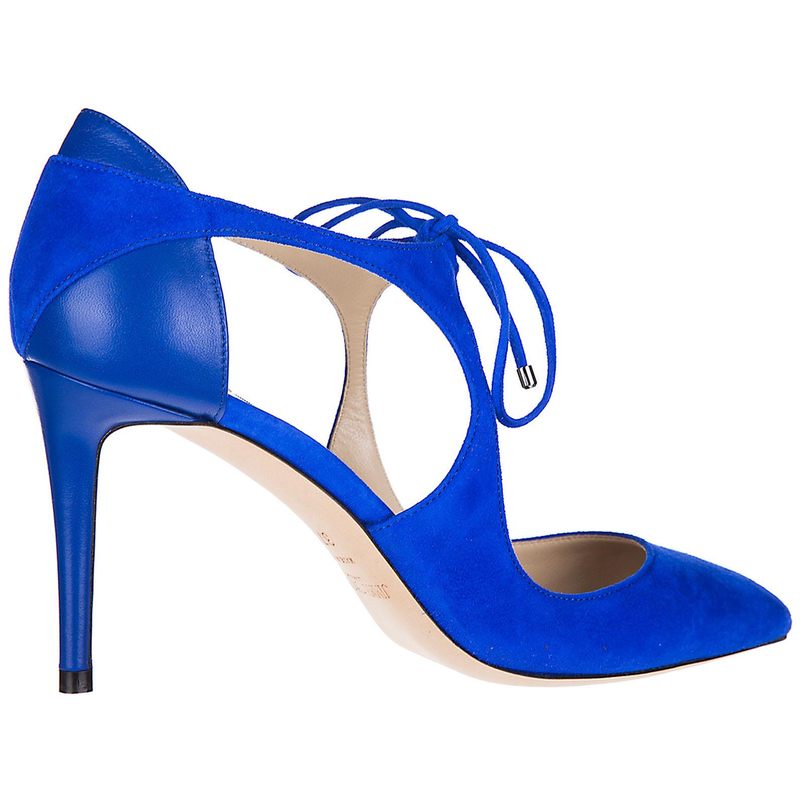 Women's suede pumps court shoes high heel vanessa