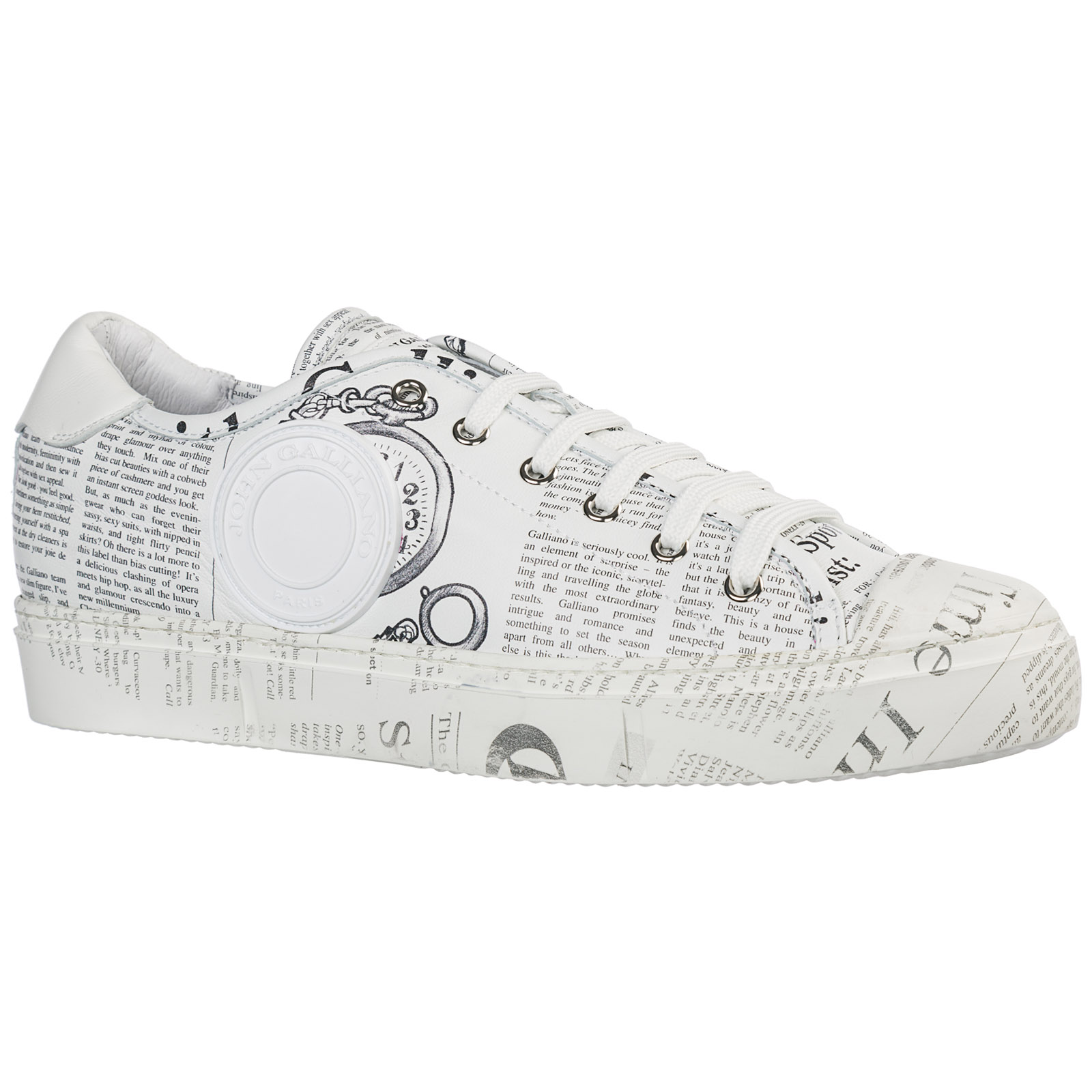 reputable site 3d129 ee0d1 Scarpe sneakers uomo in pelle