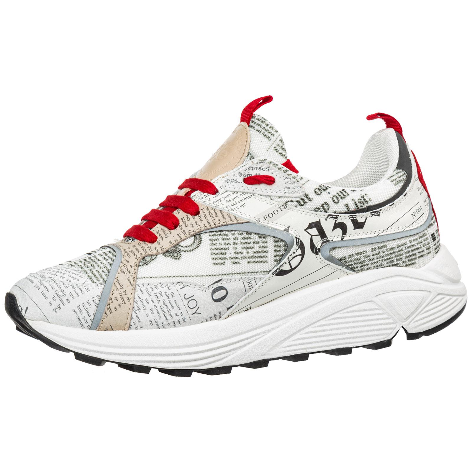 reputable site 0322e ea0d6 Scarpe sneakers uomo in pelle