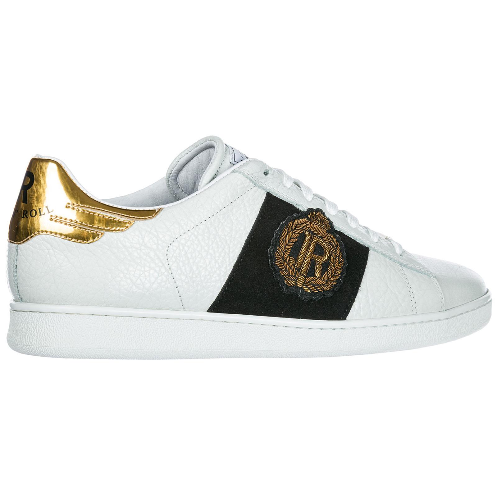 John Richmond Bianco 4113 Sneakers B 8wmNn0