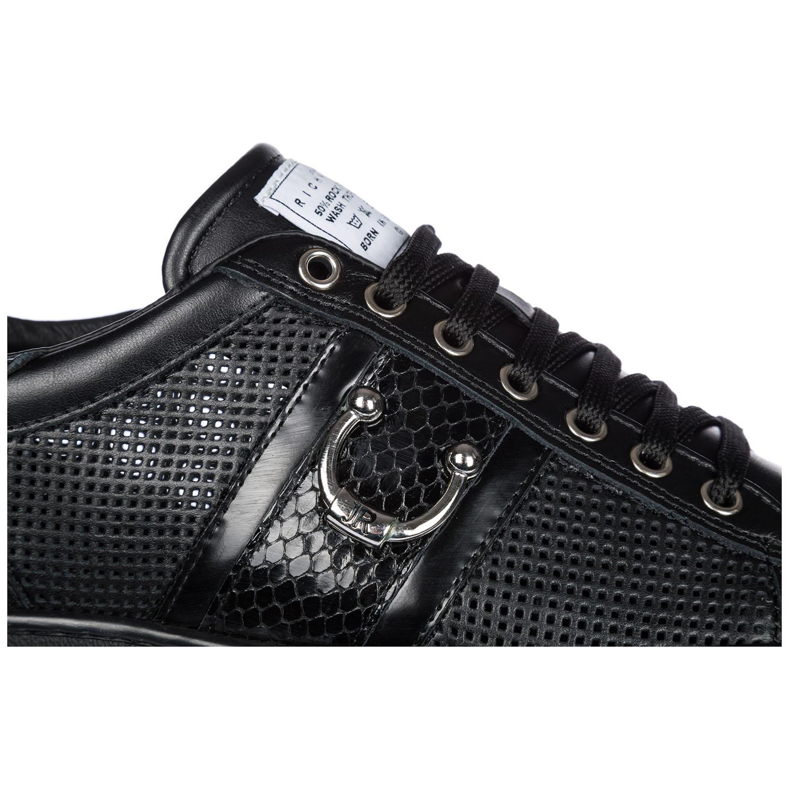 Herrenschuhe herren leder schuhe sneakers piercing