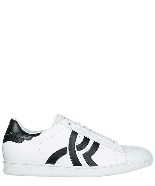 Turnschuhe John Richmond 4115 D bianco