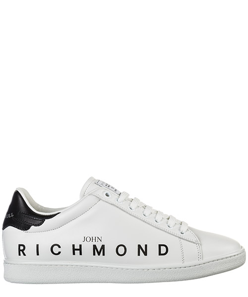 Sneakers John Richmond 7008 B bianco