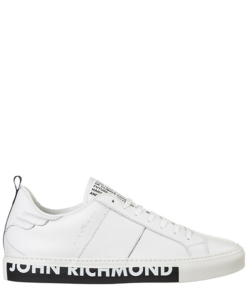 Sneakers John Richmond 7023 A bianco
